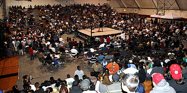 Wrestling Revolution D Exhibition Title Match : Results santa maria pro wrestling revolution