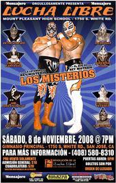 San Jose November 8th 2008
