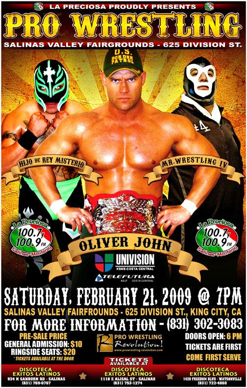 February 21st - King City