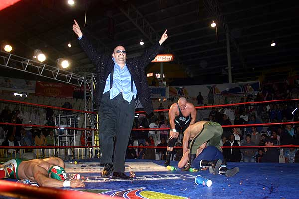 NWA Pro Wrestling Revolution in Mexico - Alliance-Wrestling.com