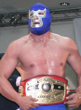 Blue Demon Jr. Champ