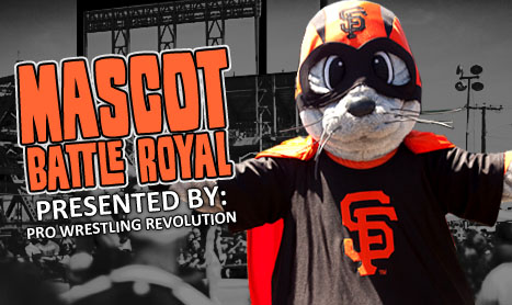 Mascot Battle Royal!