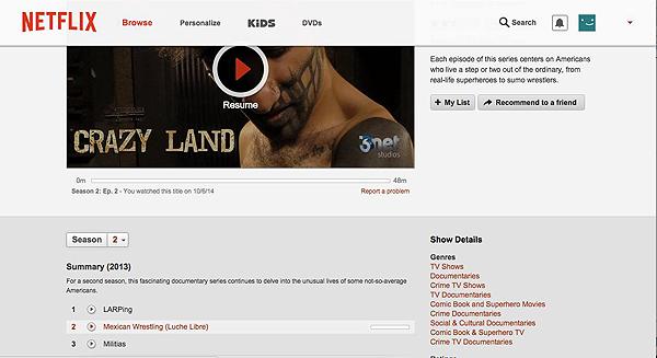 CrazyLand-Netflix